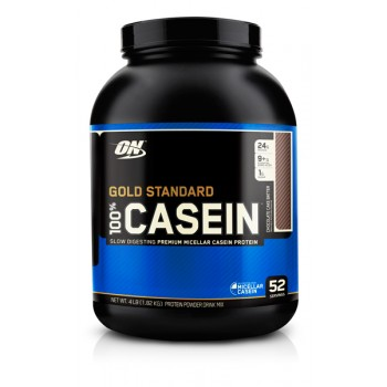 Optimum 100% Casein Gold Standard 1820 грамм